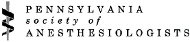 PA Society of Anesthesiologists Logo